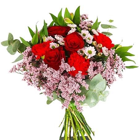 blommor leverans söndag