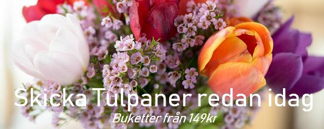 köpa blommor stockholm