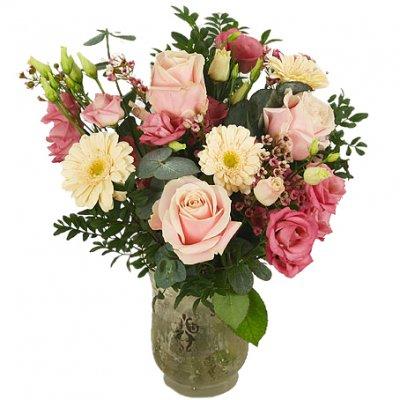 skicka blommor mors dag